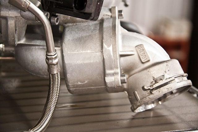 Turbocharger muffler delete? - VW GTI MKVI Forum / VW Golf R Forum