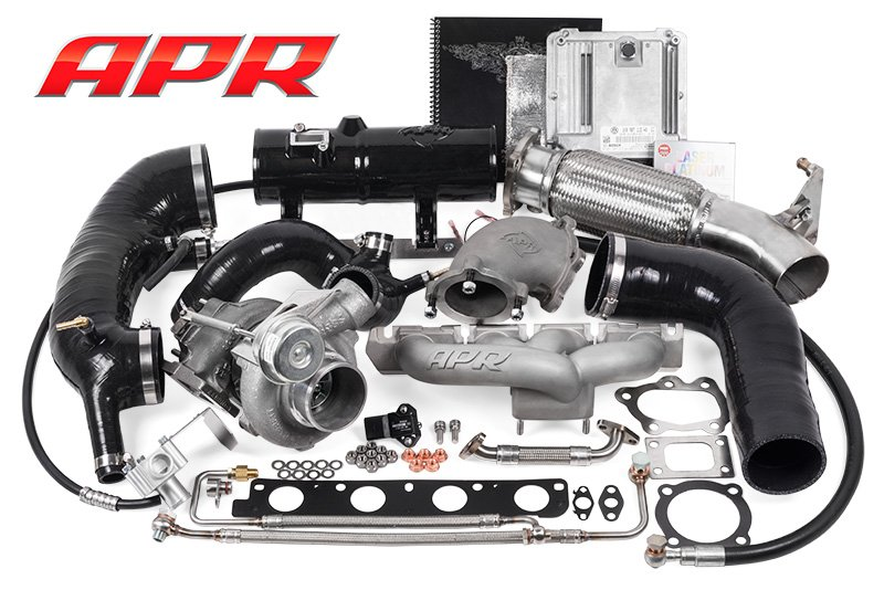 2008 audi a4 32 turbo kit