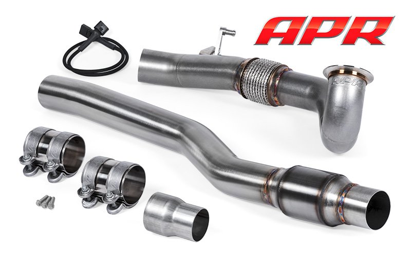 Apr Cast Inlet Race Dp Exhaust System Awd 1 8t 2 0t