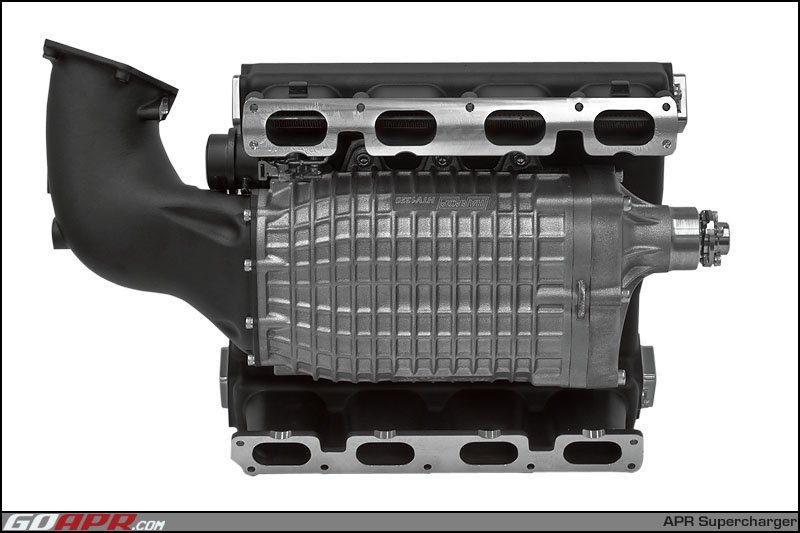 Supercharger Pictures And Details Page 2 Audiworld Forums