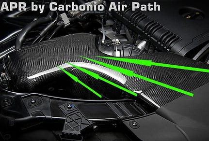 APR Carbon Fiber Intake