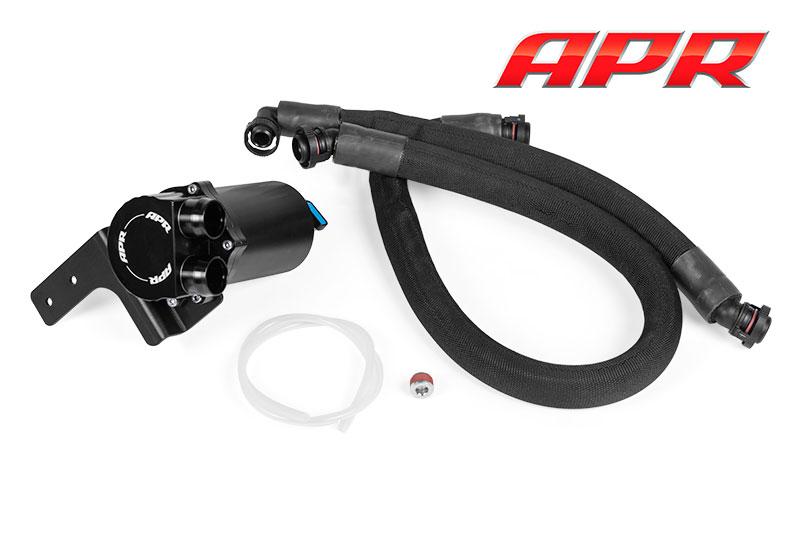APR Oil Catch Can for the MK6 Golf / GTI and Jetta / GLI!