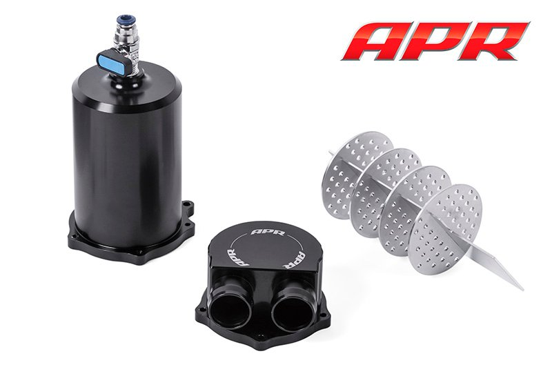 Apr Releases The Ultimate Oil Catch Can System For Mqb