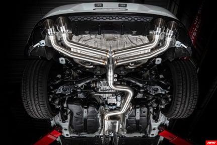 The APR Valveless Catback Exhaust System is Here! (MK7/MK7 5 Golf R