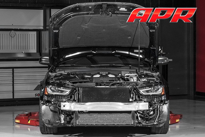 APR 3 0/4 0 TFSI Coolant Performance System (CPS)