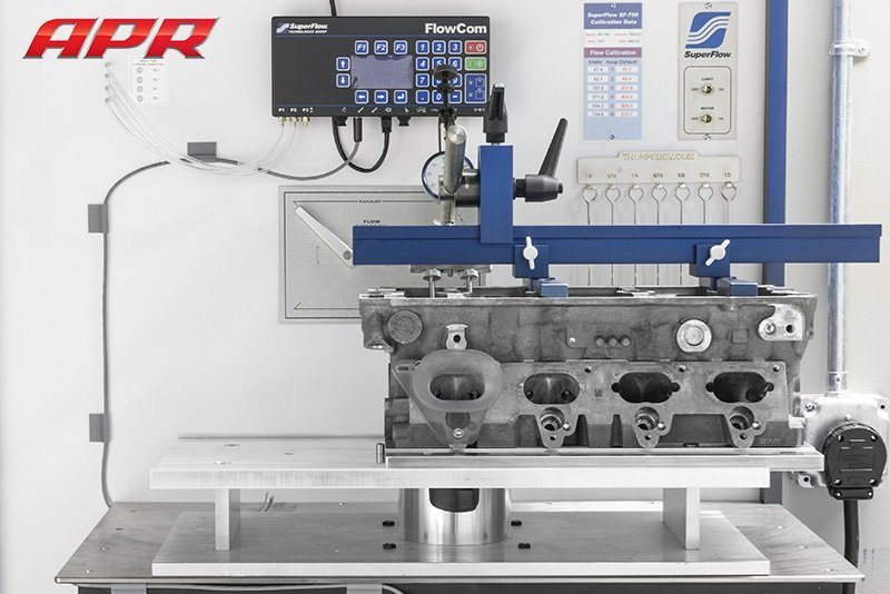APR Presents the 20T FSI Performance Cylinder Head
