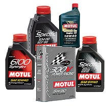 Motul the Official Fluids and Lubricants of APR