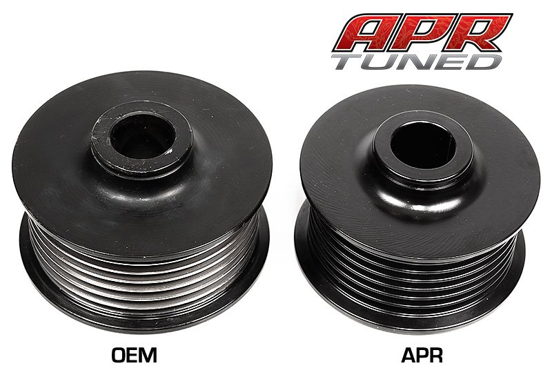 Apr 3 0 Tfsi Supercharger Pulley Upgrade