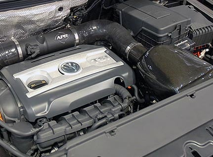 Tiguan CC Engine