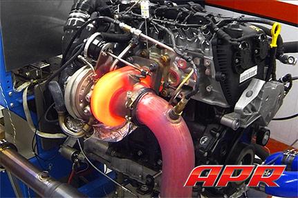 Apr Efr7163 Turbocharger System