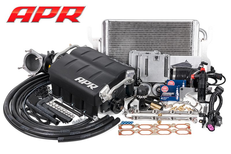 Apr B7 Rs4 4 2l Fsi V8 Stage Iii Tvs1740 Supercharger System