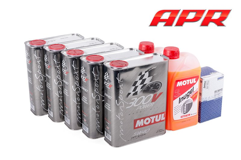Motul 300V Lubricant Package