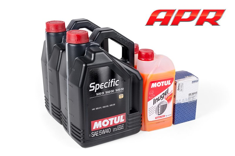 Motul Specific Lubricant Package