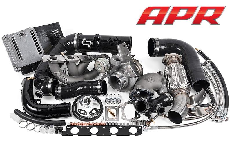 apr fwd 2.0 stage iii gtx turbocharger system