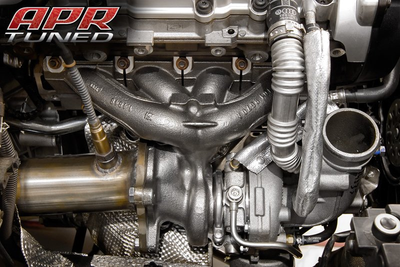 APR K04 Turbo Upgrade for the A4 B7 2 0T FSI