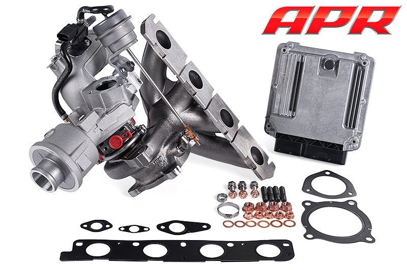 APR B8 2.0T K04 Turbocharger System