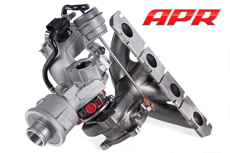 APR B T K Turbocharger System - Audi a4 turbo upgrade