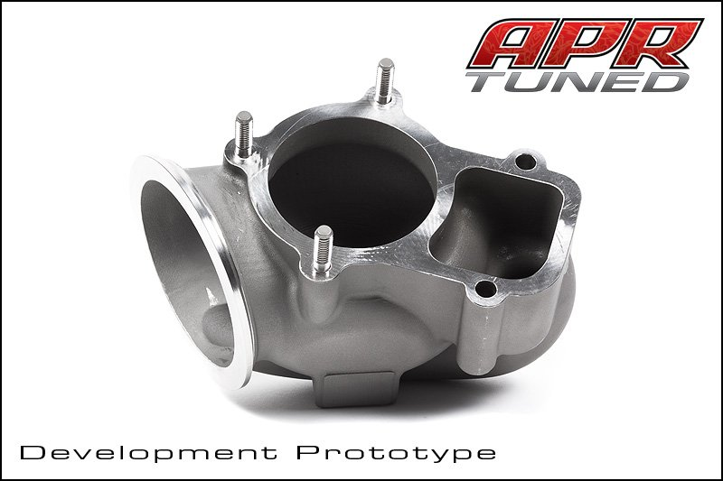 APR Stage 3 turbo kit Audi TT RS.