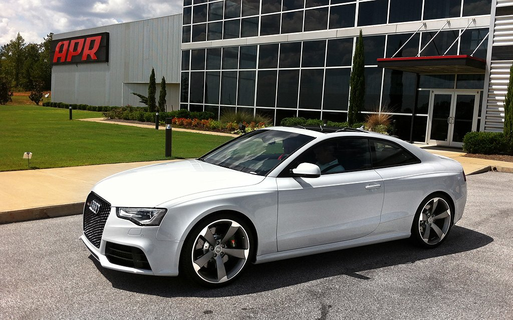 The Apr Rs5 Is Here And Ready To Be Modified