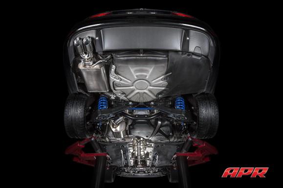 Mk6 Gli Exhaust >> Apr Presents The Mk6 Jetta Gli Rsc Exhaust System