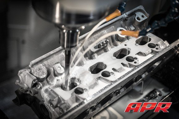 APR Presents 2 0T FSI Performance Cylinder Head Porting