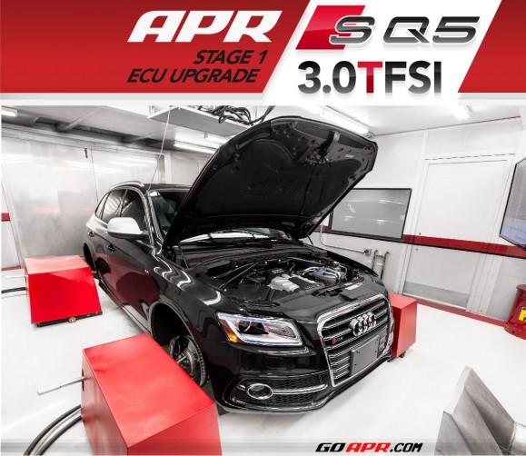Supercharger Pulley Audi: Quattroworld.com Forums: APR Presents The SQ5 3.0 TFSI ECU