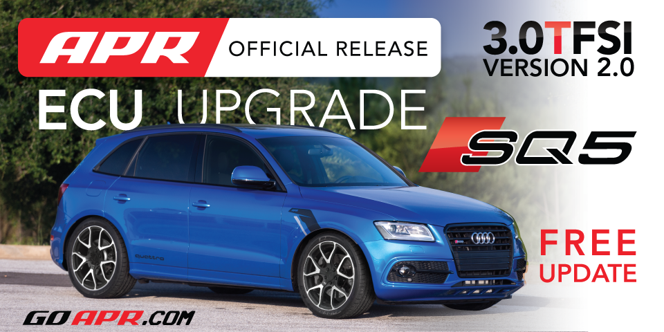 Apr Free Stage I Amp Ii Update For The Audi Sq5 3 0 Tfsi