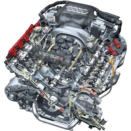 Apr Ecu Upgrade For The Audi C6 S6 5 2l V10 Fsi