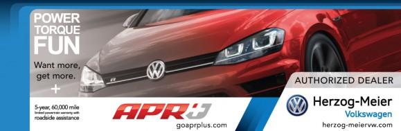Herzog-Meier Volkswagen is now an official APR Plus Dealer!