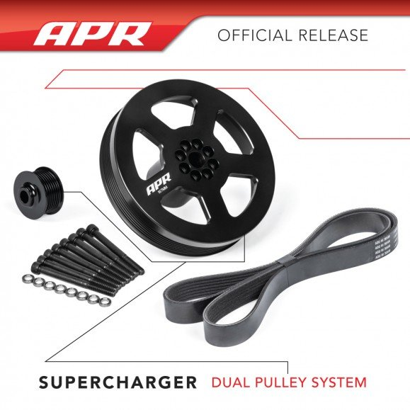 release-supercharger-pulley