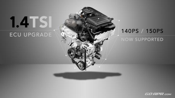 APR Presents the 1 4 TSI ECU Upgrade (140/150 PS ROW Models)