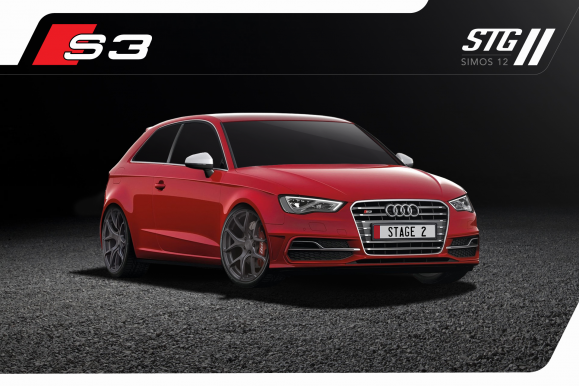 APR Stage 2 ECU Upgrade Now Available for 2013/14 S3 (Simos 12)