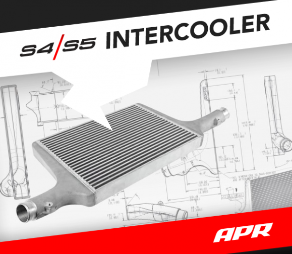 B9-S4-Intercooler