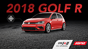 APR ECU Upgrade Now Available for the Facelifted 2018 Golf R.