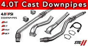 APR Presents the 4.0T Cast Downpipe Exhaust System!