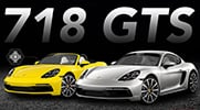 APR ECU Upgrade: Porsche 718 Cayman/Boxster GTS 2.5T