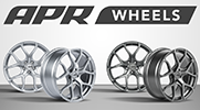 APR 20×9″ A01 Flow Formed Wheels Now Available!