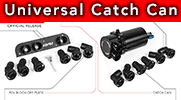 APR Presents the Universal Catch Can and PCV Block-off