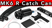 APR Presents the MK6 Golf R Catch Can System