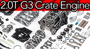 APR Crate Engine Program – 2.0T Gen 3 (MQB)