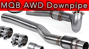 APR Presents the MQB AWD Downpipe System (MK7 Golf R / S3)