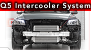 APR Presents the Q5 Front Mount Intercooler System!