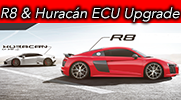 APR R8 and Huracan ECU Upgrades Now Available with Program Switching!