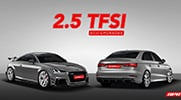 APR RS3 & TTRS 2.5 TFSI EVO ECU Upgrades!