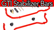 APR Presents MK7 GTI Roll-Control Stabilizer Bars