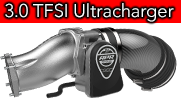 APR Presents the 3.0 TFSI Ultracharger Throttle Body System!